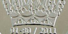 Neusilber - Polierte Platte
