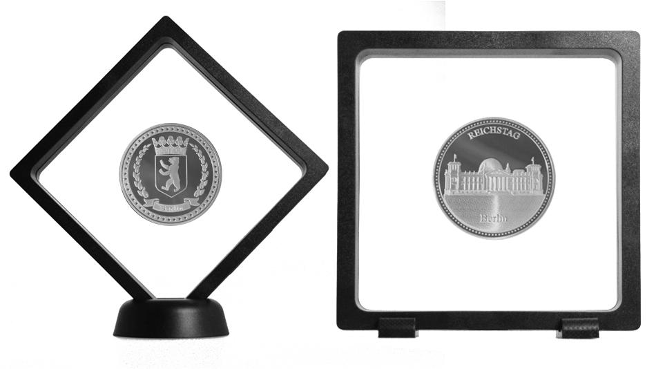 V24 - PVC Objektrahmen mit flexibler Silikonmembran
