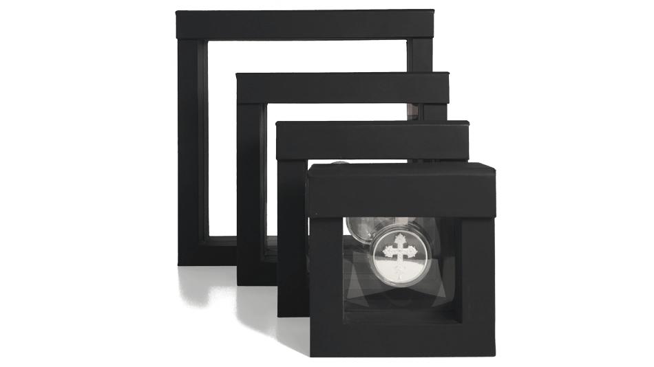 V19 - Objektrahmen mit flexibler Silikonmembran